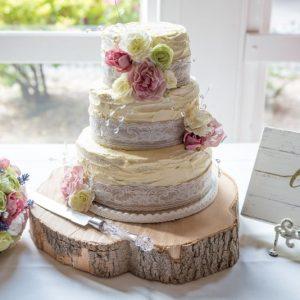 Décorations pour gâteaux mariage et cupcake
