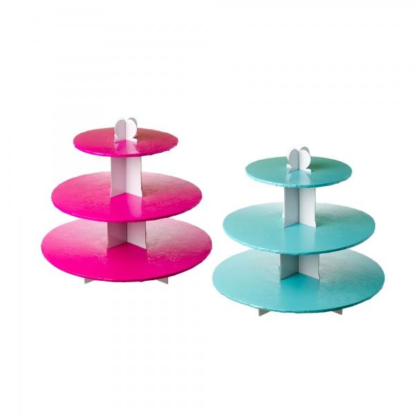support petit g teaux couleur mariage d co belle nuance. Black Bedroom Furniture Sets. Home Design Ideas