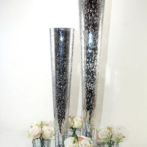 Vase or et Argent