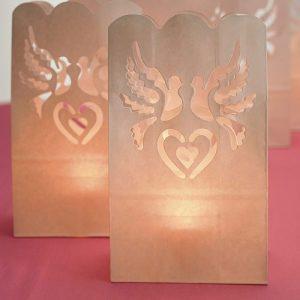 Luminaires De Mariage Papier