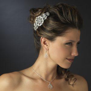 Peigne Bijoux De Mariée