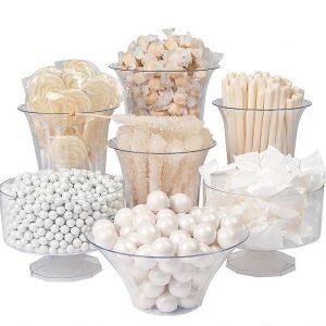 5-Bonbons assorties Ivoire