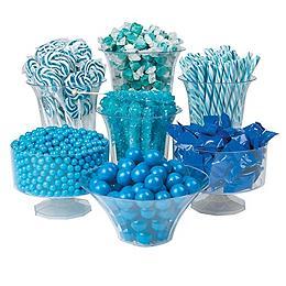 4-Bonbons assorties La Famille des Bleus