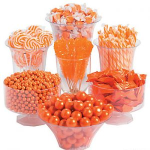 1-BonBon assorties La familles des Oranges (à venir)