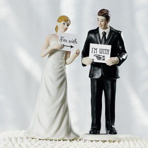 Figurine Mr et Mme Nouvelle Tendance