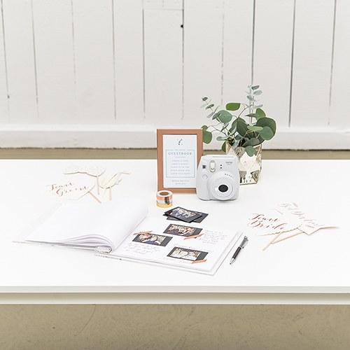 Personnalisé de table de mariage place miroir robe en acrylique /& Costume formes