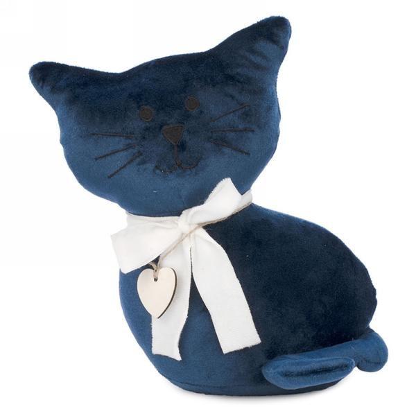 3 MOUCHOIRS EN PAPIER//SERVIETTES CHAT AU BONNET 3 TISSUE-NAPKINS CAT WITH HAT
