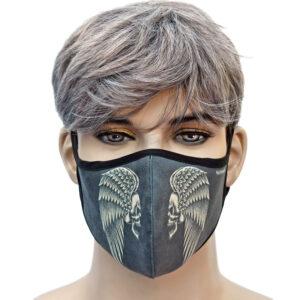 Masque facial en tissu pour Homme/Unisexe