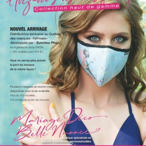 ** MASQUES DE PROTECTION AA- BON CHIC BON GENRE